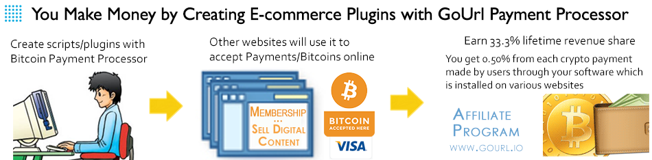 Bitcoin Payment Gateway - Bitcoin API PHP  White Label Bitcoin