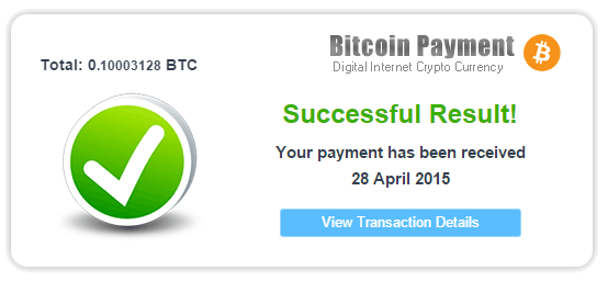 GoUrl - Bitcoin Payment Gateway / Processor for Your Website