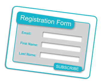 Cryptocoin Registration Form