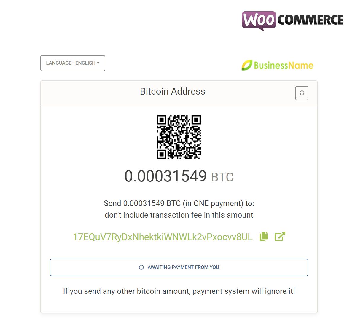 Come aggiungere i pagamenti in Bitcoin al sito WordPress